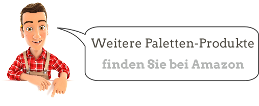 Outdoor Palettenkissen