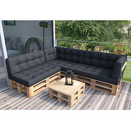 paletten lounge die edle variante von palettenm blen bei. Black Bedroom Furniture Sets. Home Design Ideas