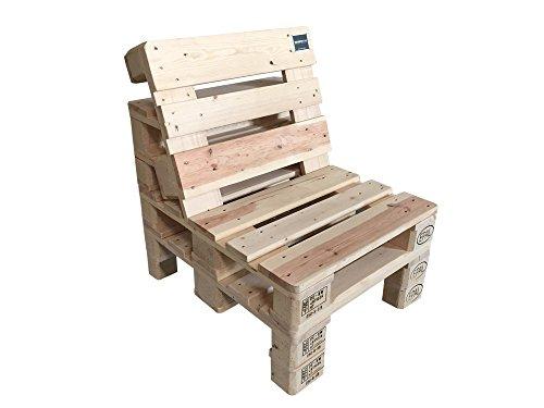 Sessel Aus Hochwertigen Möbelpaletten