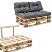 Paletten-Sofa