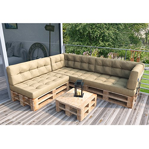 Lounge mit europaletten enorgyhealthman for Loungemobel outdoor kissen