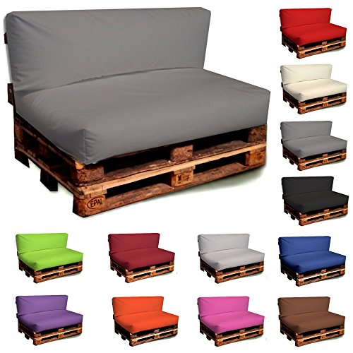 palettenkissen set 2er set in outdoor. Black Bedroom Furniture Sets. Home Design Ideas