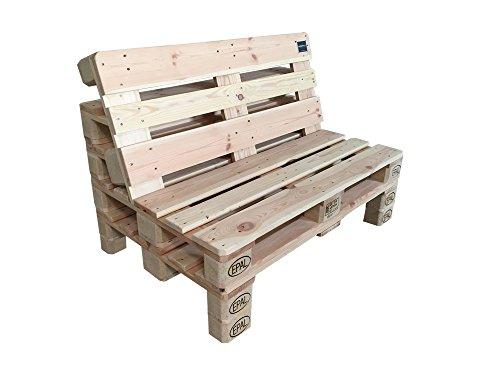 Palma Palettenmöbel 2er Sofa hochwertige Möbelpaletten