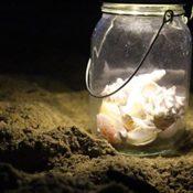 Sun Jar von CasaBasics -Solarlampe im Einmachglas