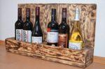 Weinregal für Flaschen