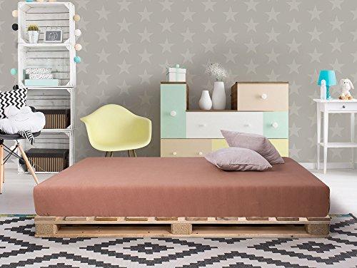 Palettenmöbel für das Schlafzimmer