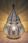 Orientalische Marokkanische lampe