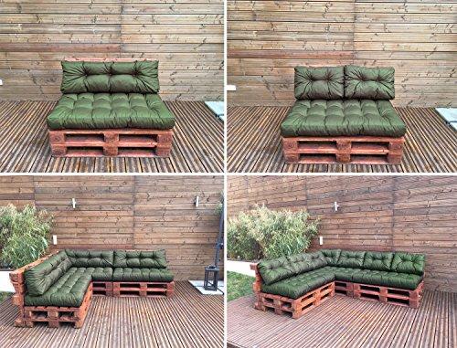 Paletten Lounge in verschiedenen Größen
