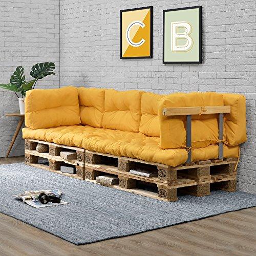 Palettenmöbel für das Wohnzimmer